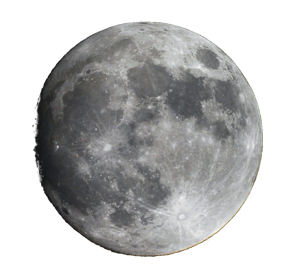 Moon PNG HD.