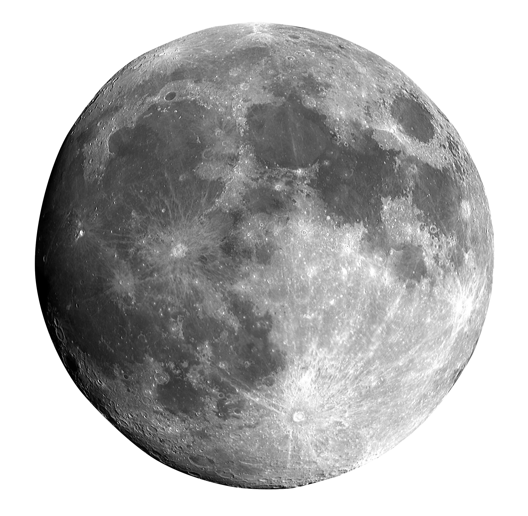 Moon PNG Image.