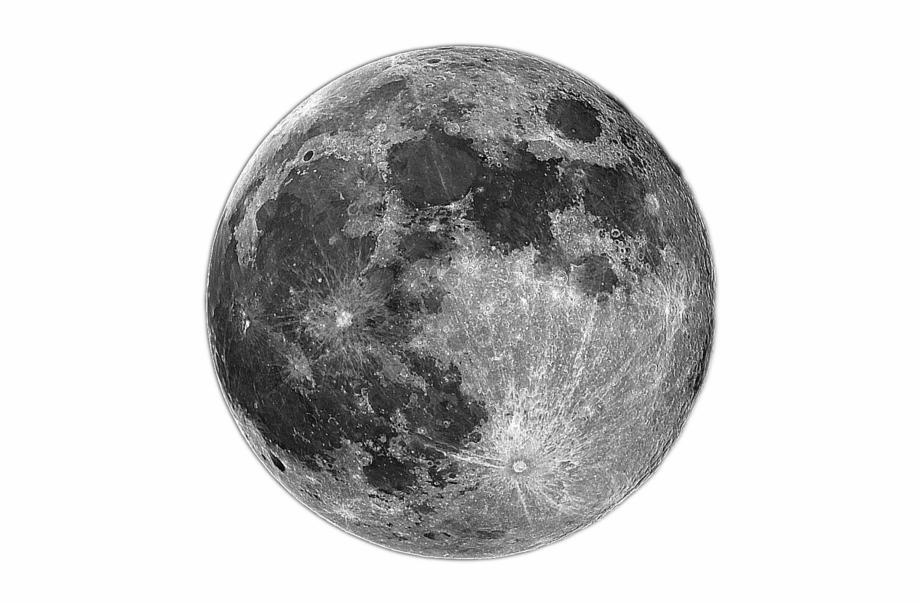 Full Moon Download Transparent Png Image.