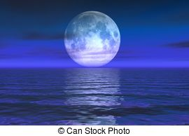 Moon rise Stock Illustrations. 1,047 Moon rise clip art images and.