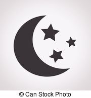 Moon star Stock Illustrations. 36,388 Moon star clip art images.