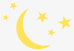 Moon And Stars PNG, Transparent Moon And Stars PNG Image.