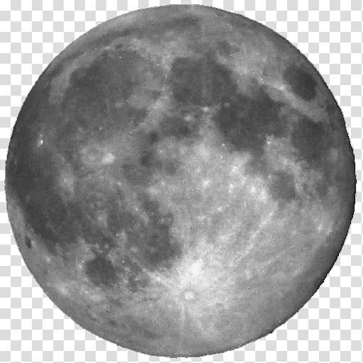 Earthrise Supermoon Lunar eclipse, moon transparent.