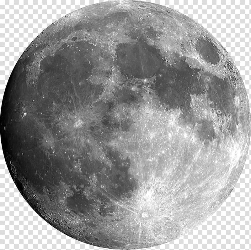 Full moon Light , full moon transparent background PNG.