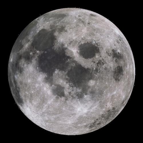 Earth Moon Lunar phase.