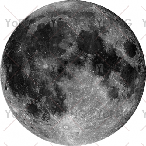 moon png image free download for design with transparent.