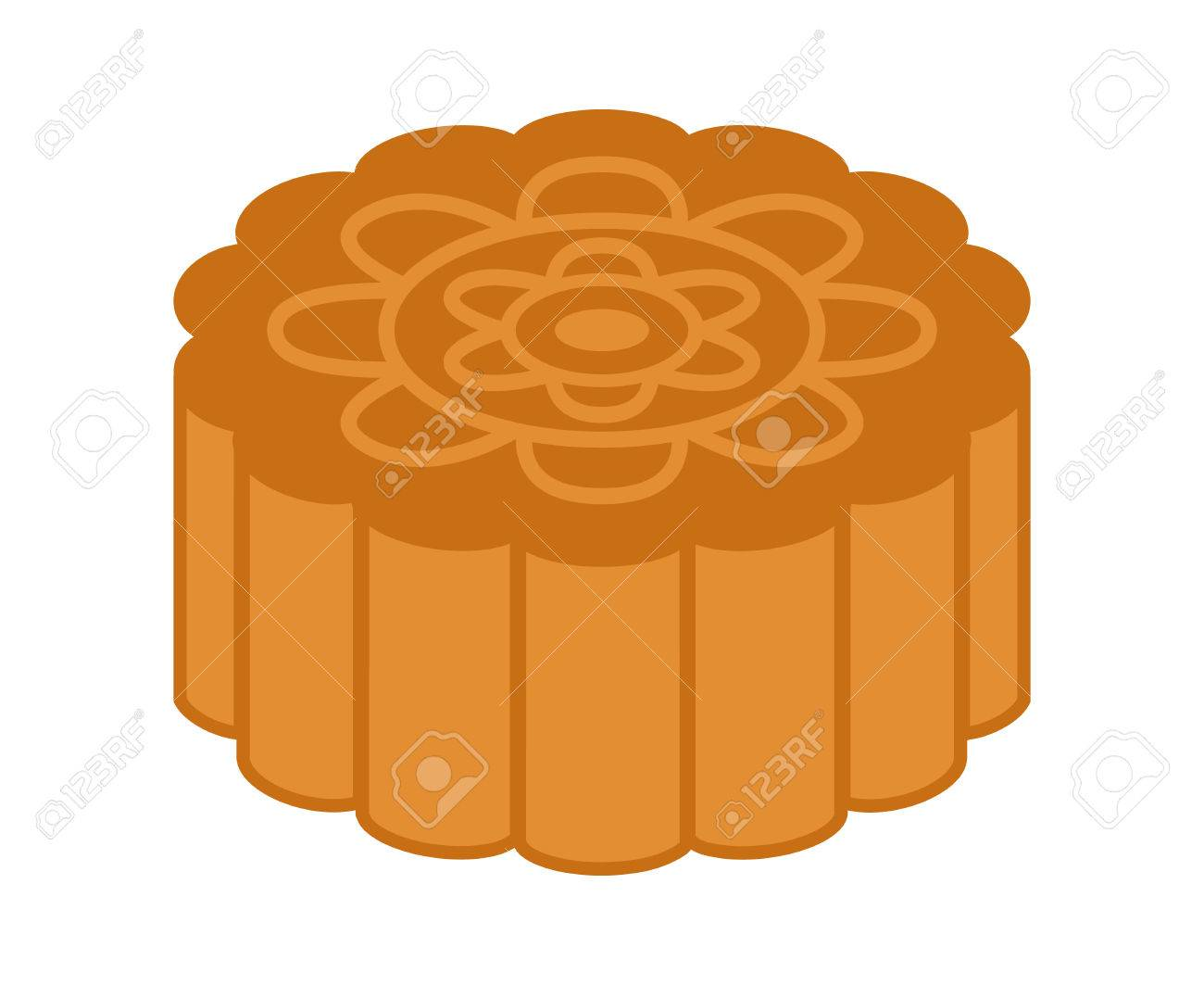 Mooncake or moon cake for the Mid.