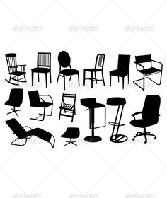 Office chairs, Offices and Chairs on Pinterest.