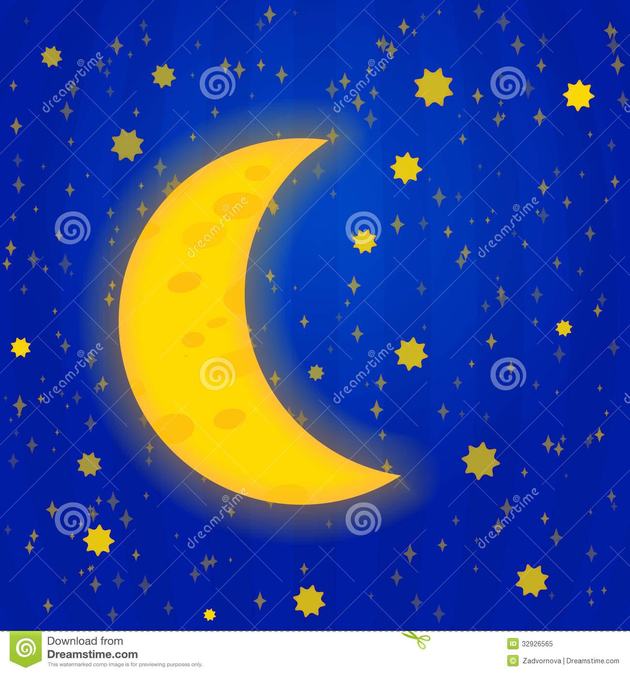 Clipart moonlight.