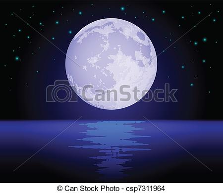 Moon rise Vector Clip Art EPS Images. 241 Moon rise clipart vector.