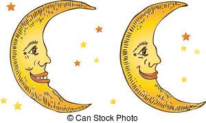Moons Vector Clip Art EPS Images. 50,853 Moons clipart vector.