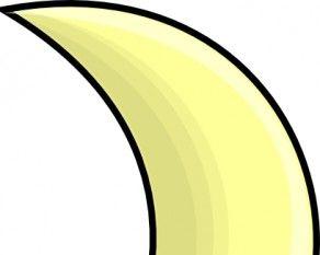 Moons clip art.