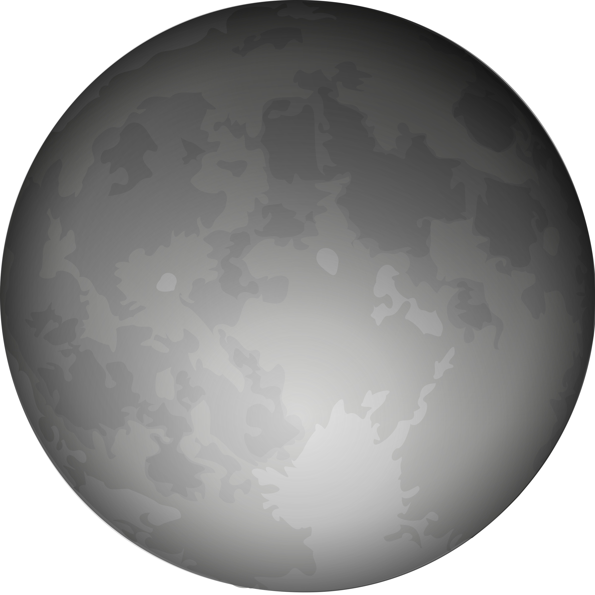 Moons clipart #12
