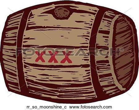 Moonshine Clip Art EPS Images. 255 moonshine clipart vector.