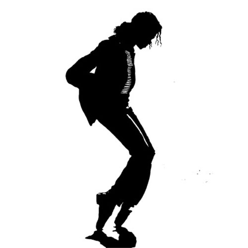 Moonwalk Clip Art.