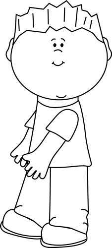 My Cute Graphics Clipart Black And White.