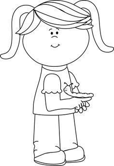 Moose Clipart Black And White My Cute Graphics.