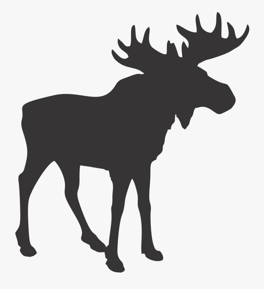 Moose Clipart Moose Canadian.