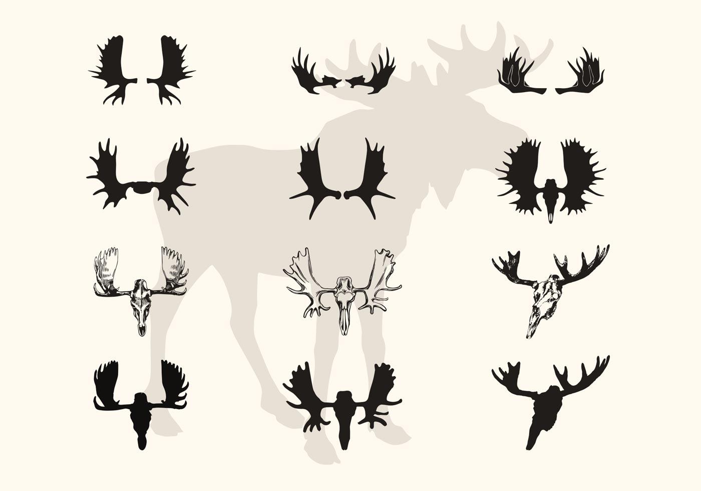 Horn Free Vector Art.