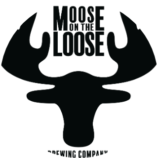 Moose On The Loose Brewing Company.