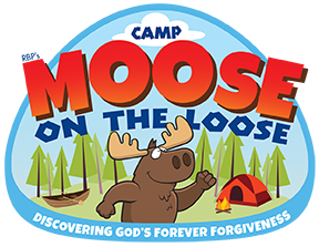 Free logo downloads & more for Camp Moose on the Loose VBS.