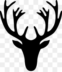 Moose Silhouette PNG and Moose Silhouette Transparent.