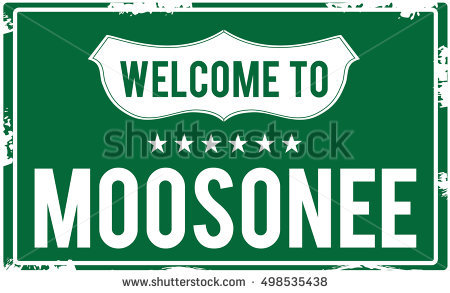 Moosonee Stock Images, Royalty.