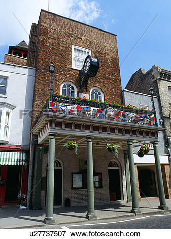 Picture of England, Essex, Maldon. The Moot Hall, also called D.