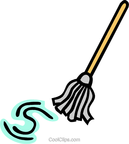 Mop clipart » Clipart Station.