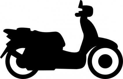 Scooter 20clipart.