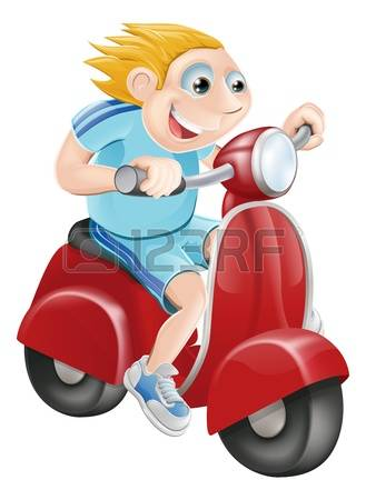 4,385 Moped Stock Illustrations, Cliparts And Royalty Free Moped.