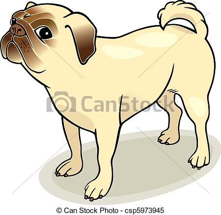 Mops International Clipart.