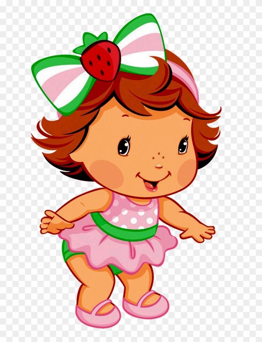 Moranguinho Baby Png.