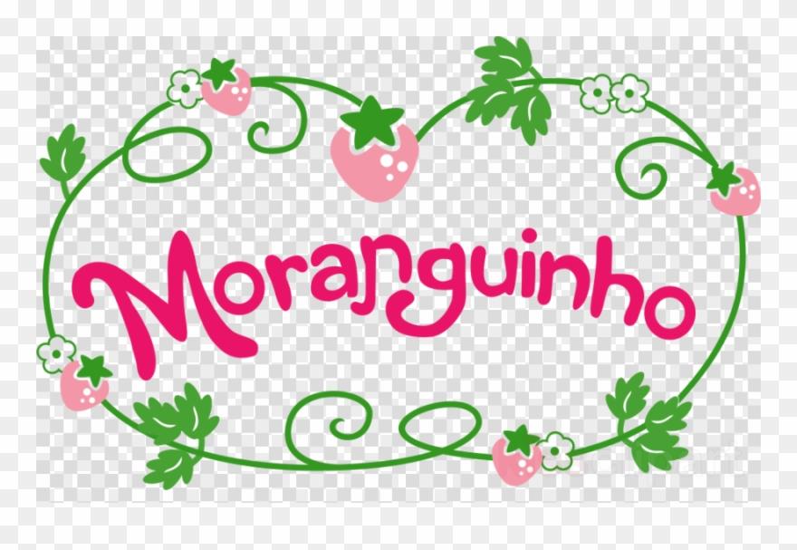Logo Moranguinho Clipart Strawberry Shortcake.