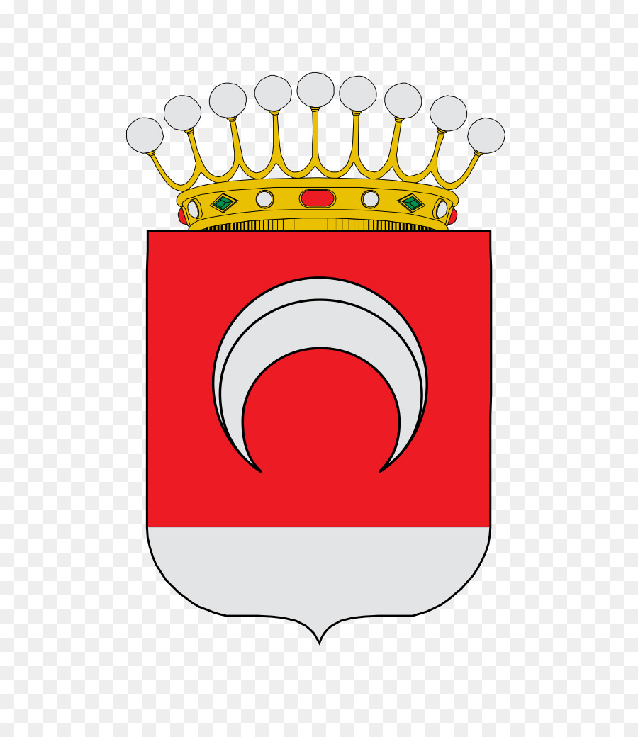 Besalú Escutcheon Coat of arms of Spain Clip art.