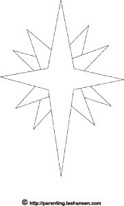 Moravian christmas star clipart - Clipground