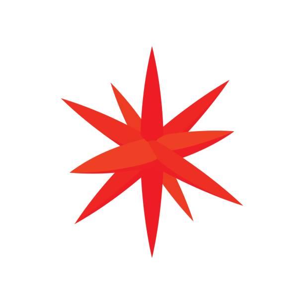Moravian Star Clip Art, Vector Images & Illustrations.