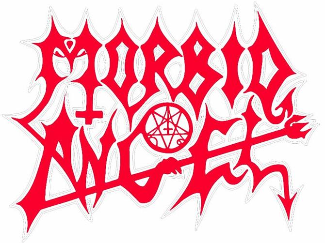 Morbid Angel logo 2016.