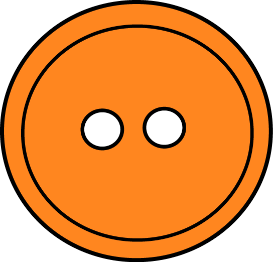 Buttons clipart orange button, Buttons orange button.