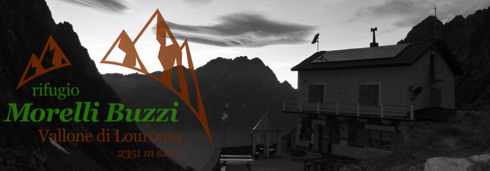 Rifugio Morelli Buzzi.