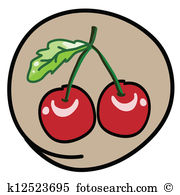 Morello cherry Clipart and Illustration. 13 morello cherry clip.