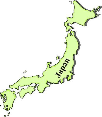 Japan map clip art furthermore white map of united states moreover.