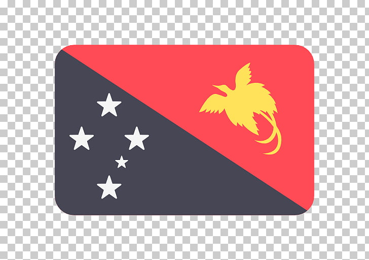 Flag of Papua New Guinea Port Moresby Flags of the World.