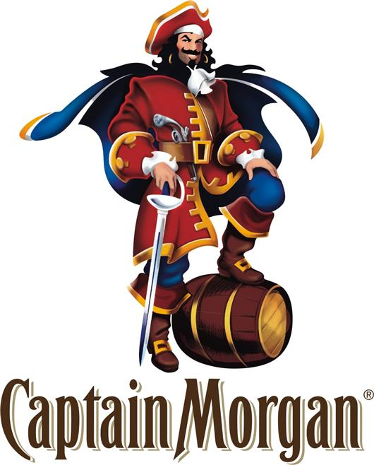 Captain morgan clipart.