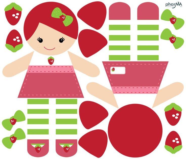1000+ images about doll imprimir on Pinterest.