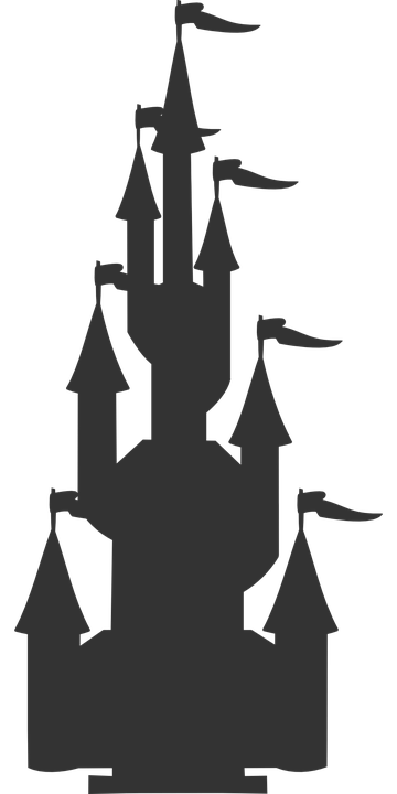 Free vector graphic: Castle, Enchanted, Magical.