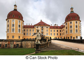 Stock Images of Moritzburg Saxony.