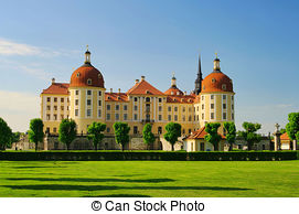 Stock Photo of Moritzburg.