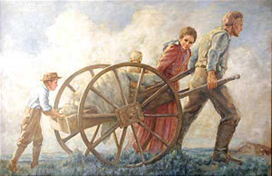 Pioneer Frontier Art.
