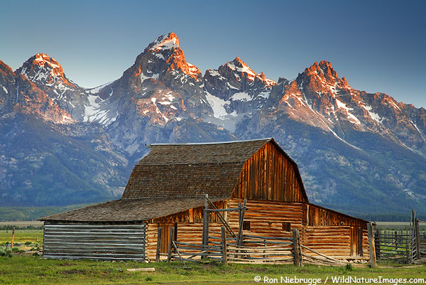 Grand Teton National Park Photos.